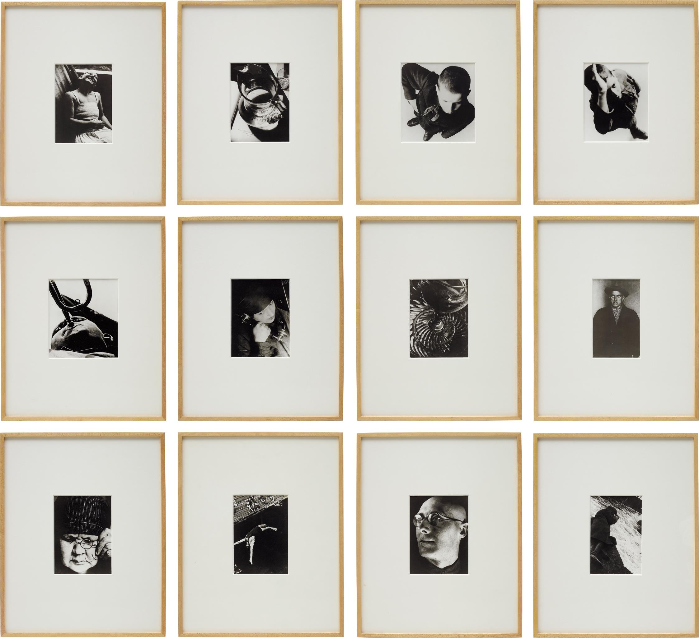 Sherrie Levine-After Rodchenko: 1-12-1987