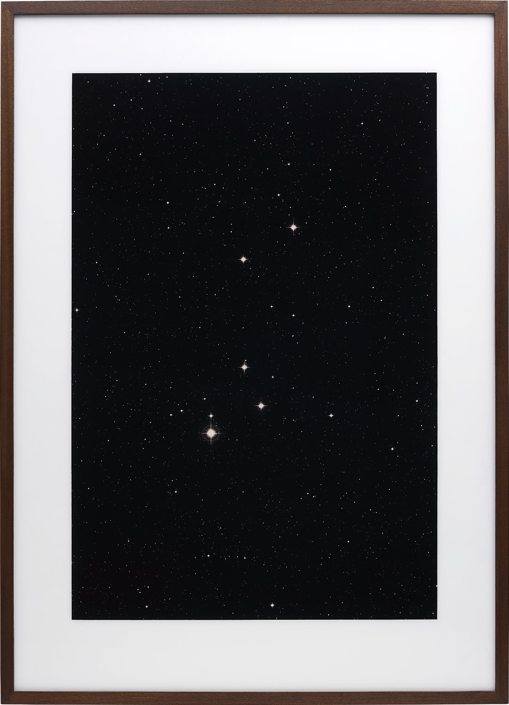 Thomas Ruff-Star 13h 25m / -30° (STE 3.24)-1992