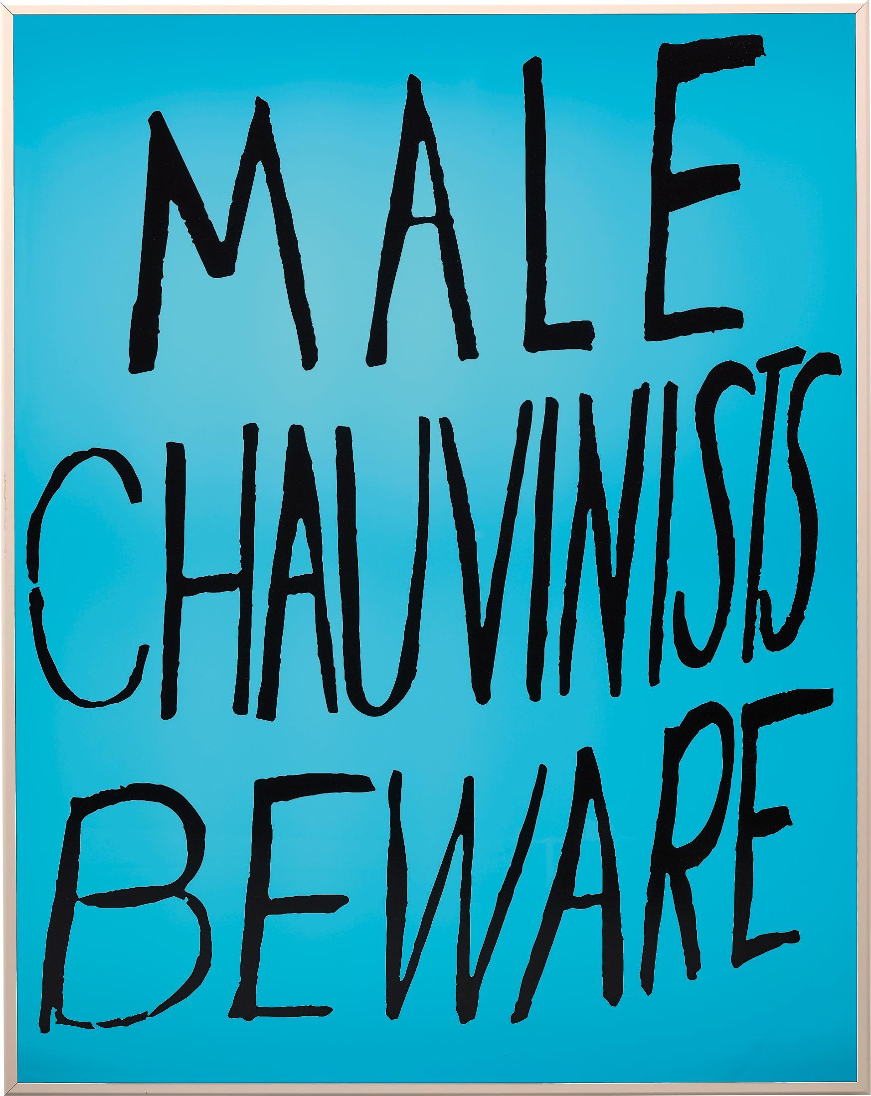 Sam Durant-Male Chauvinists Beware-2004