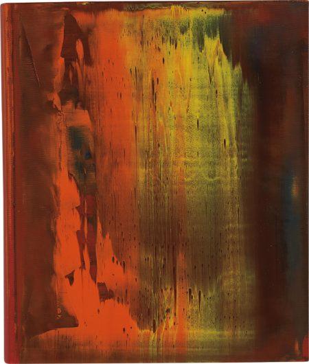 Gerhard Richter-War Cut II-2004