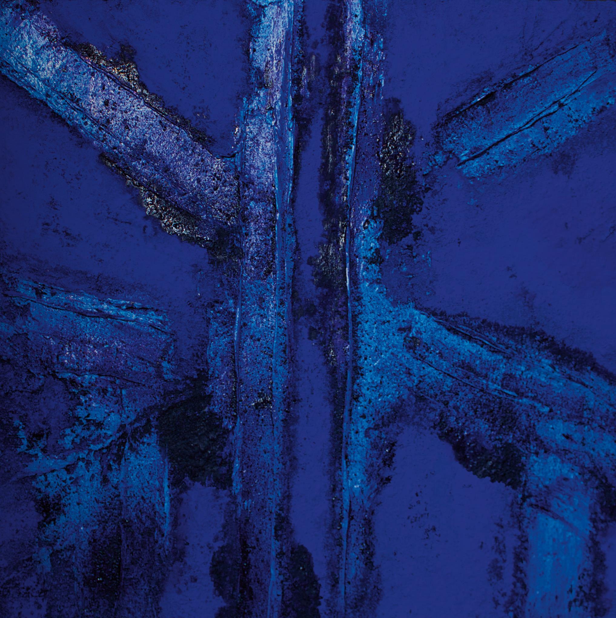 Marcello Lo Giudice-Eden blu-2014