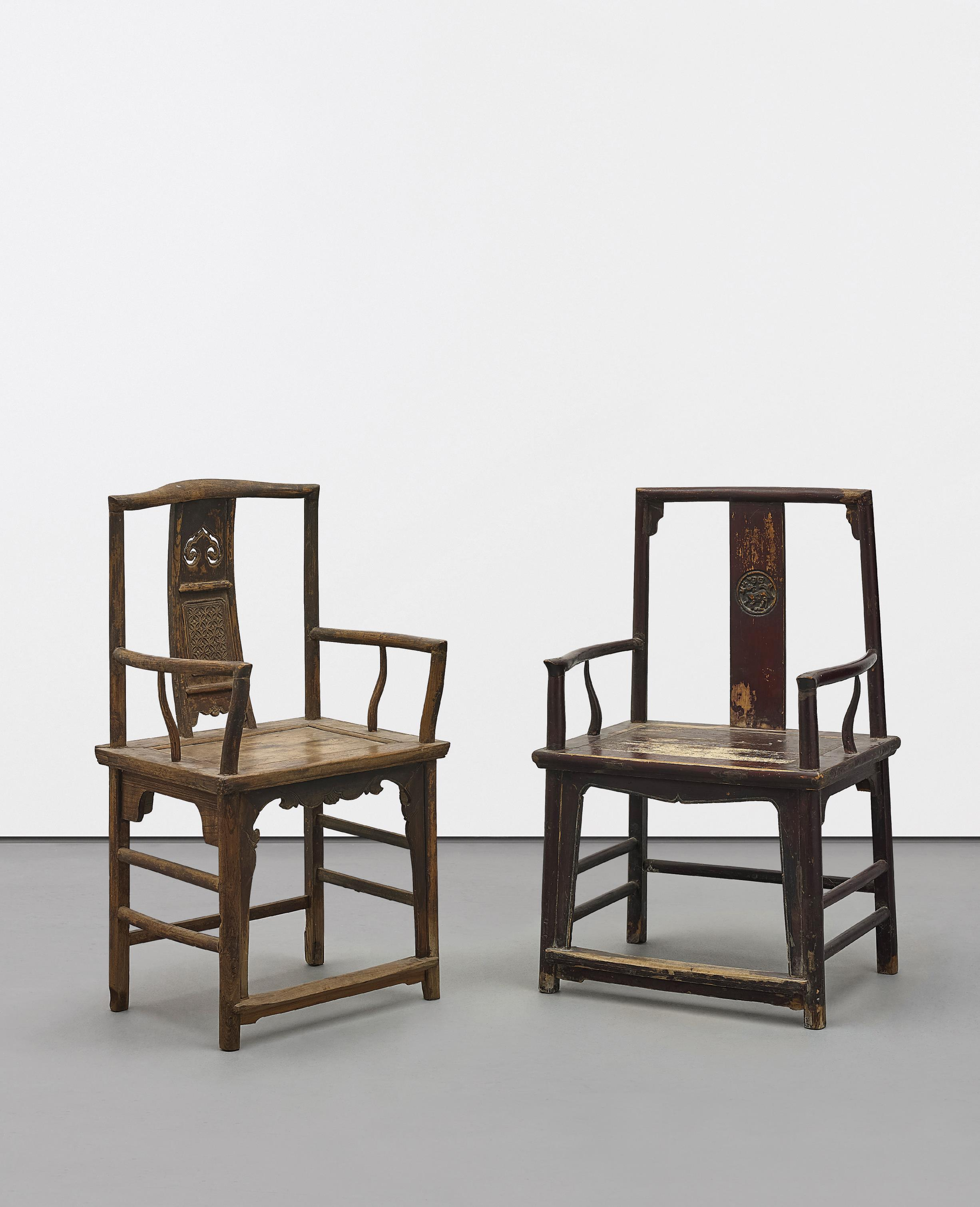 Ai Weiwei-Fairytale - 1001 Chairs-2007