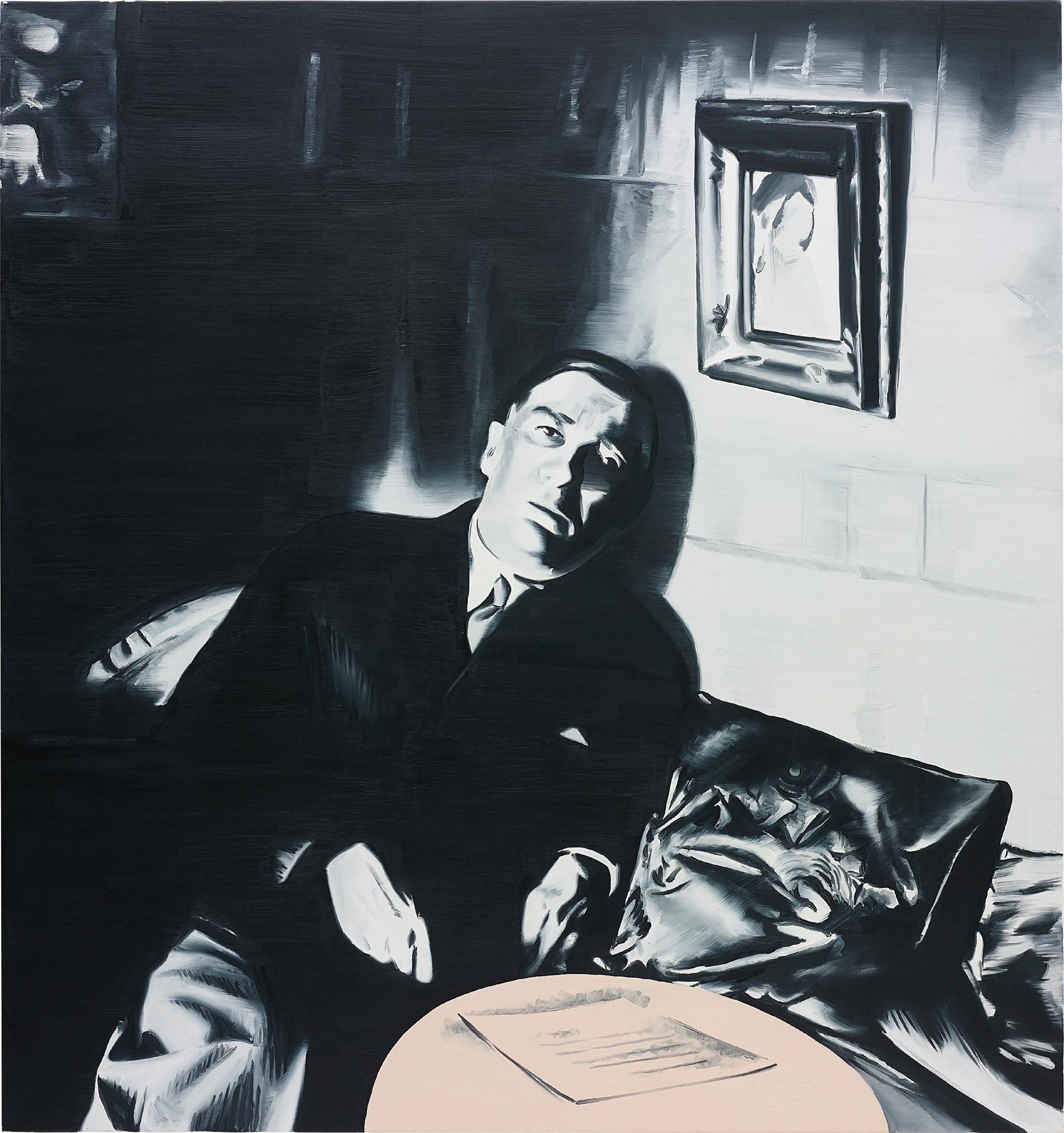 Marcin Maciejowski-Letter to Leonia Gradstein (K Szymanowski 1935)-2009