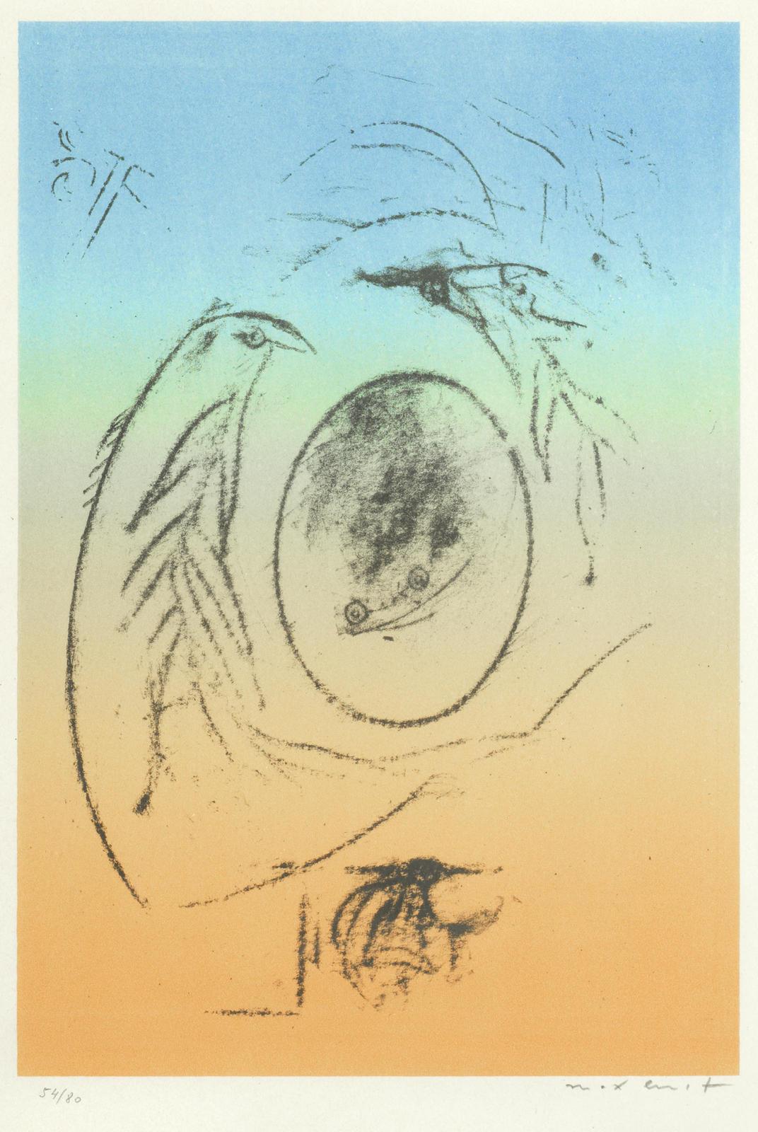 Max Ernst-Paramythes-1950