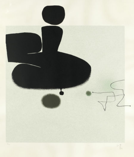 Victor Pasmore-Points of Contact No.26-1974