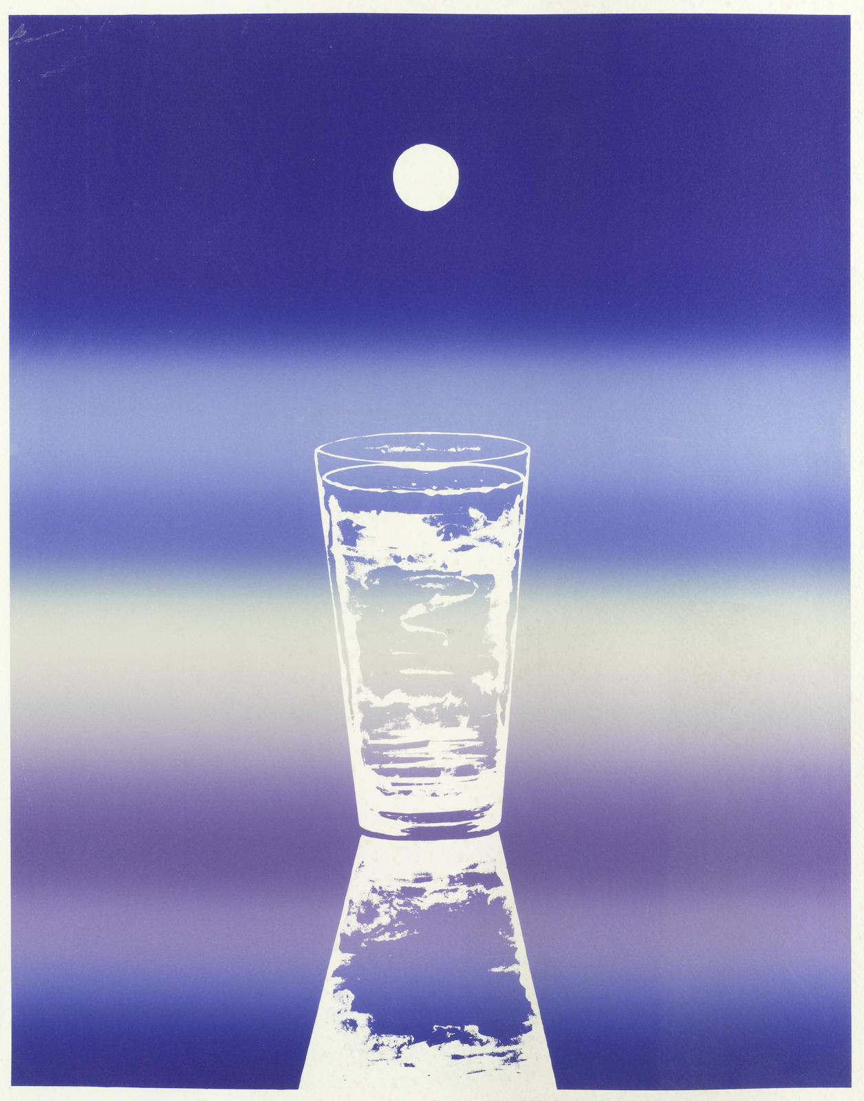 James Rosenquist-My Mind is a Glass of Water-1972