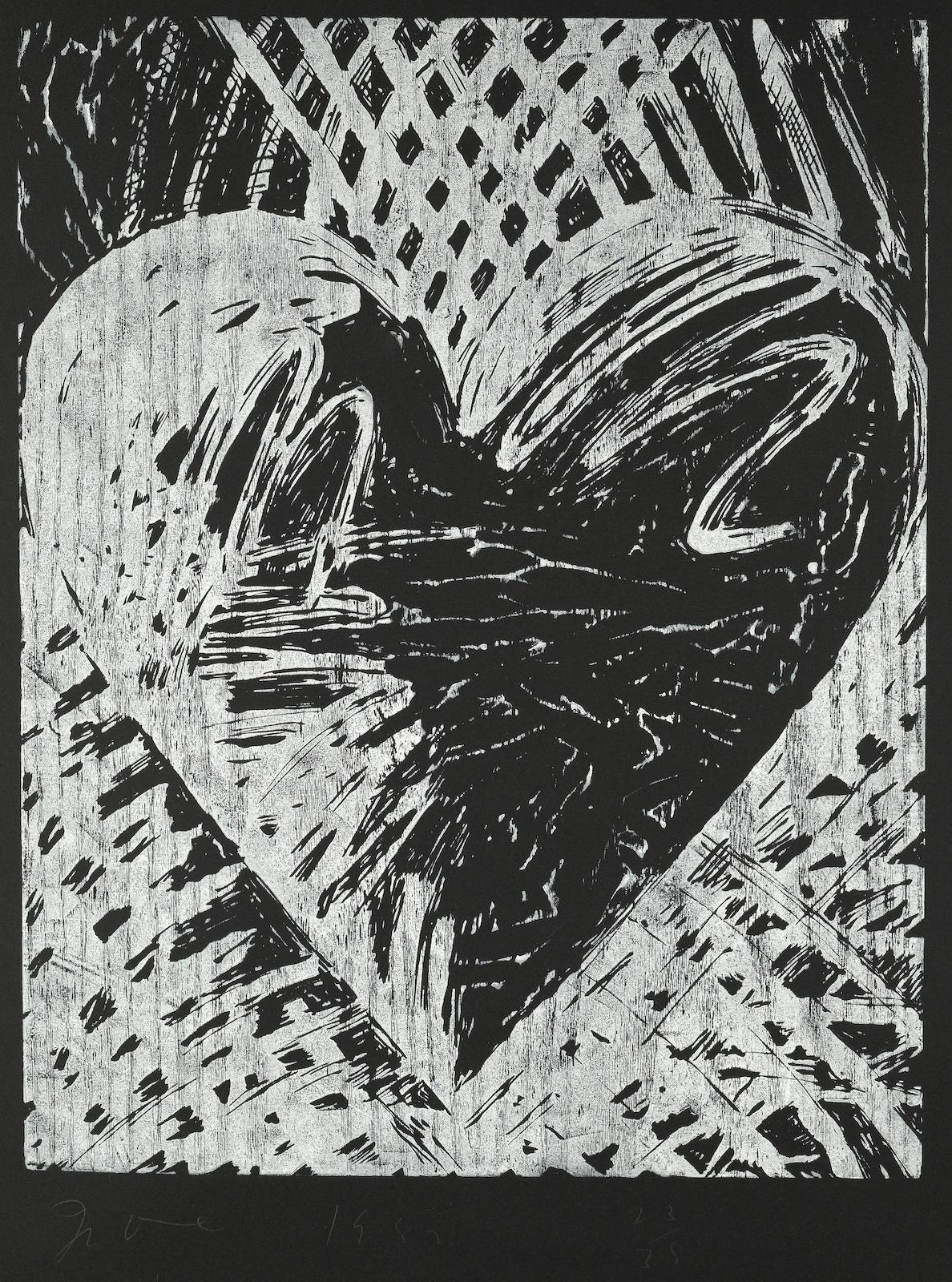 Jim Dine-A Night-1982