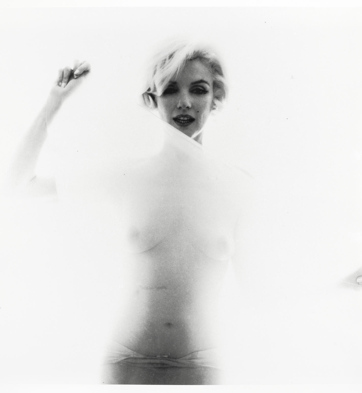 Bernard Stern-After Bert Stern - Marilyn Monroe, from The Last Sitting, for Vogue, 1962-1962