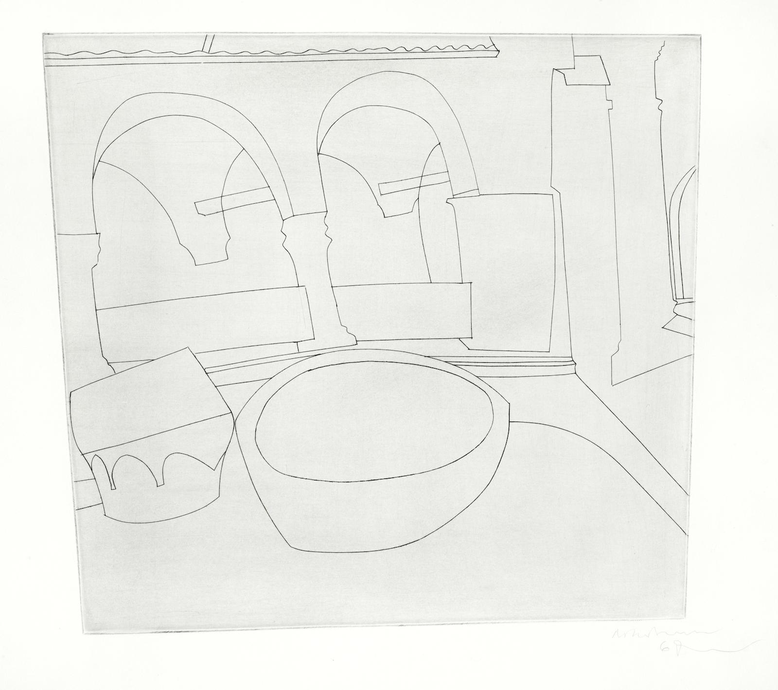 Ben Nicholson-Torcello I-1967