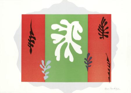 Henri Matisse-La Danseuse, from the 'Schools Prints Series'-1949