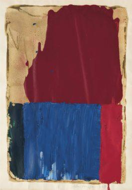 John Hoyland-Untitled-1969