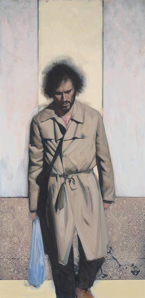 Stephen Conroy-40 Days-2002
