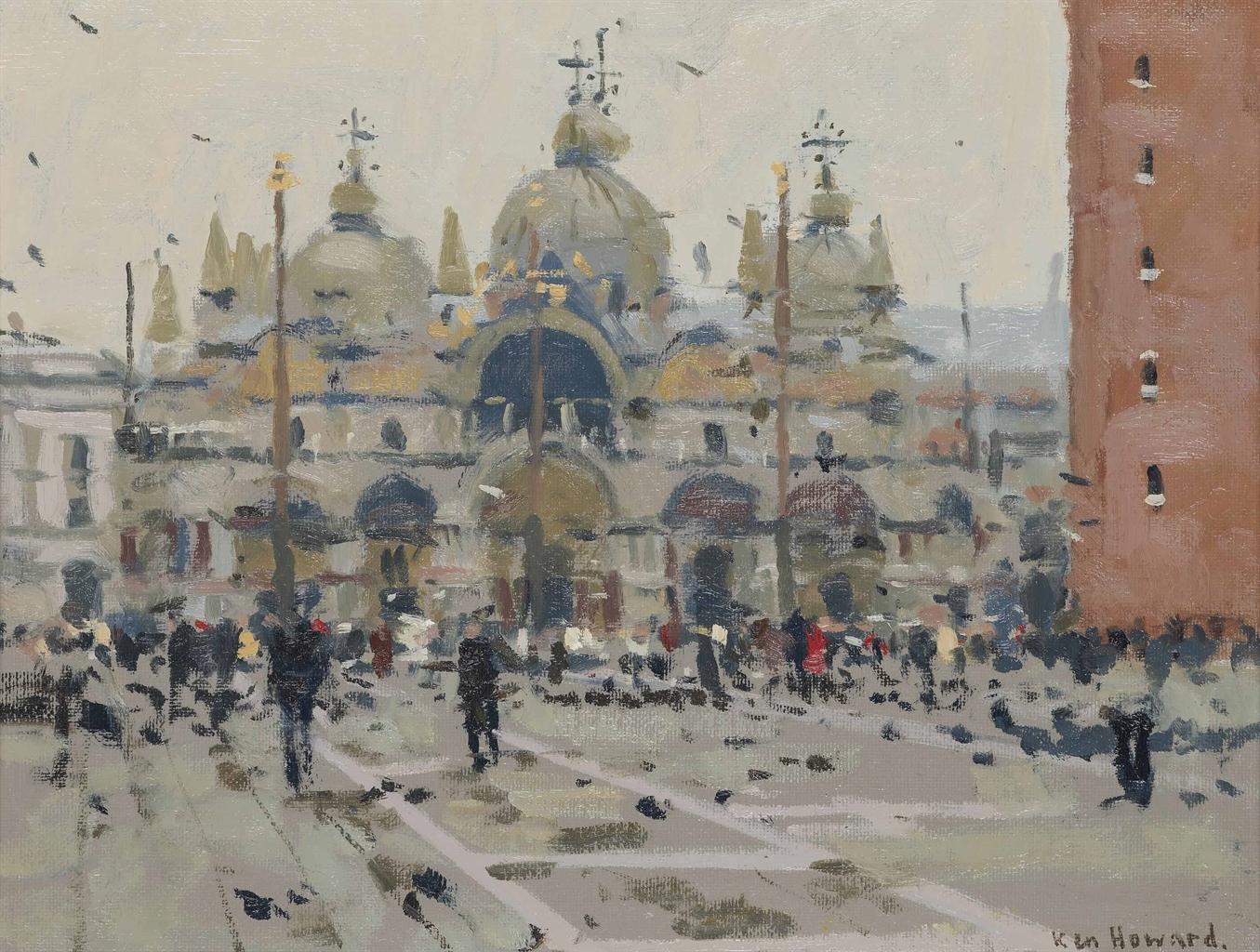 Ken Howard-San Marco-