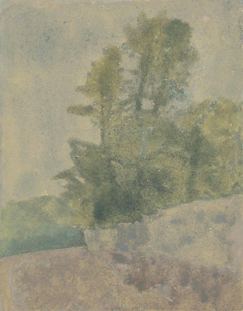 Gwen John-La rue des clos Moreaux-1928
