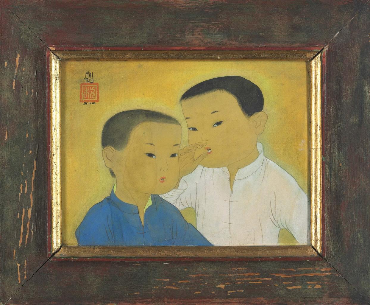 Mai Trung Thu-Confidence-1954