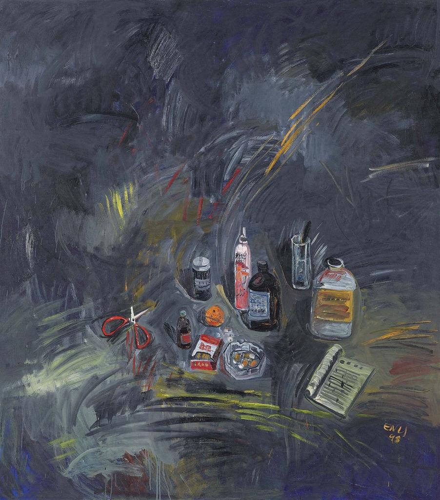 Zhang Enli-Still Life-1998