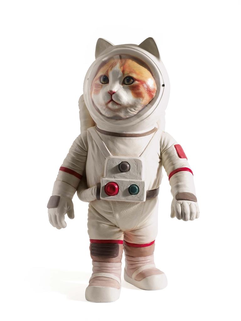 Lee Kyoungmi - Standing Astronaut Nana-2012