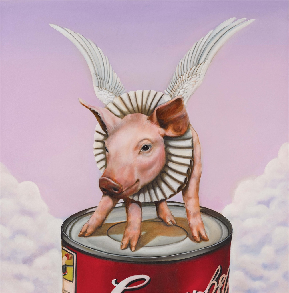 David Chan-Flying Pigs Are Still Soup-2006