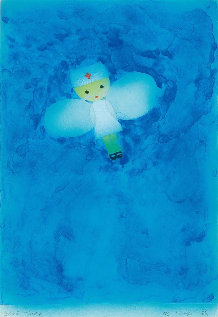 Liu Ye-Angel-2003