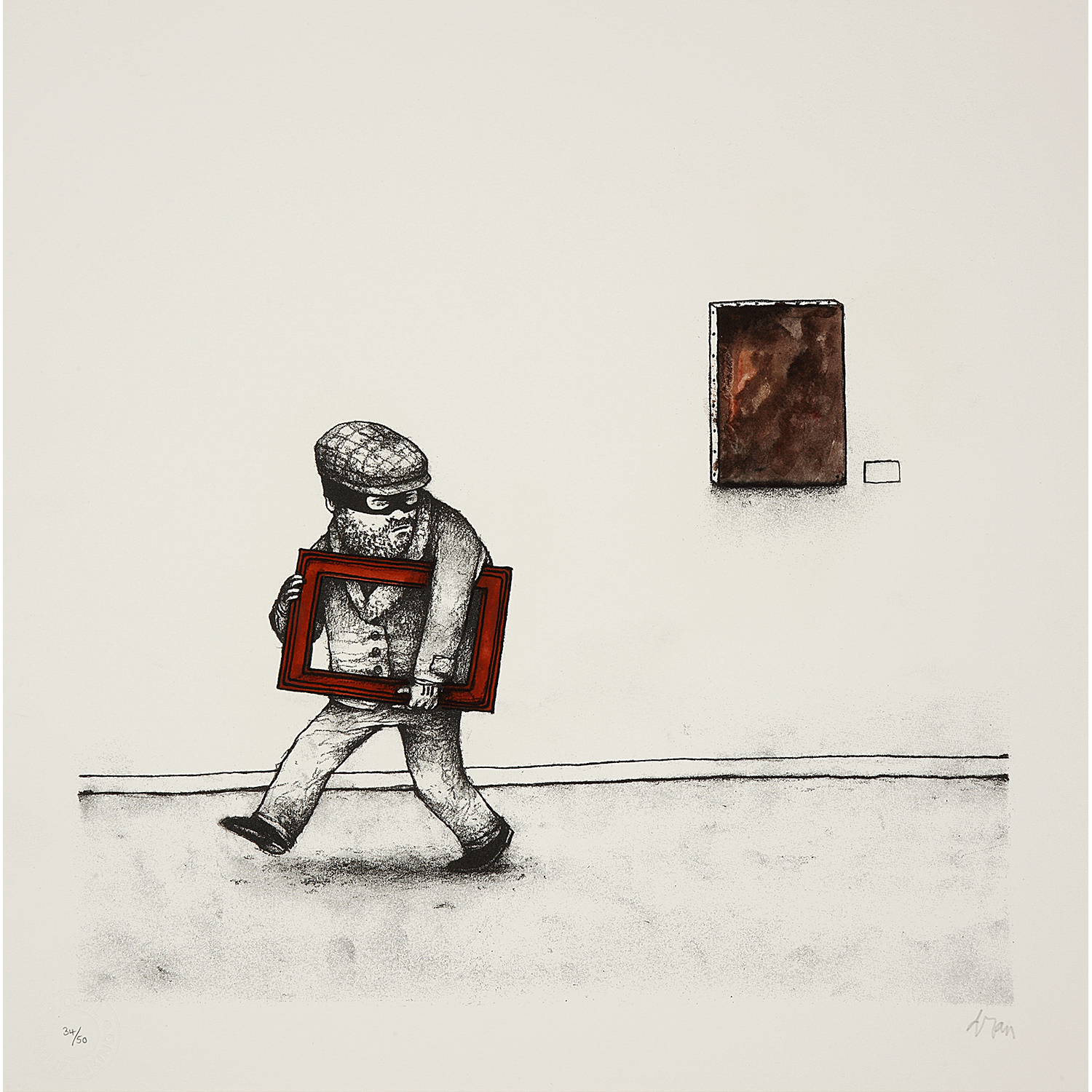 Dran-Art Thief-2011
