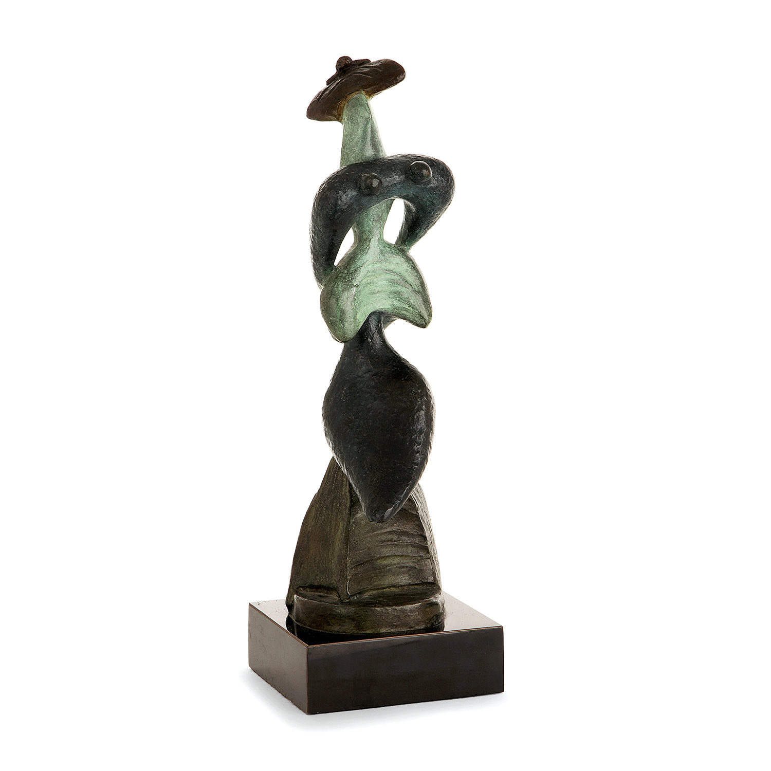 Alexander Archipenko-Woman With Hat, Vers-1954