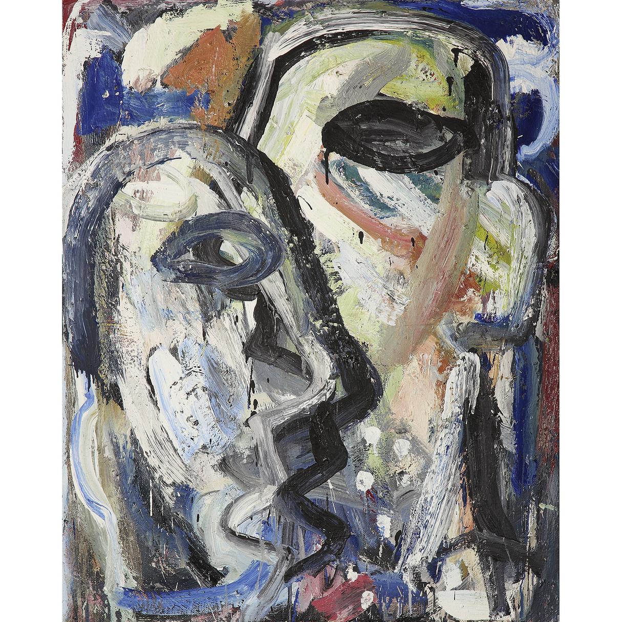 Philippe Vandenberg-Schilderij-1984