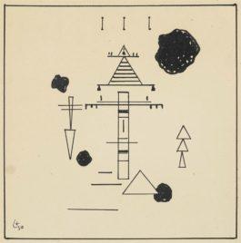 Wassily Kandinsky-Ohne Titel-1930
