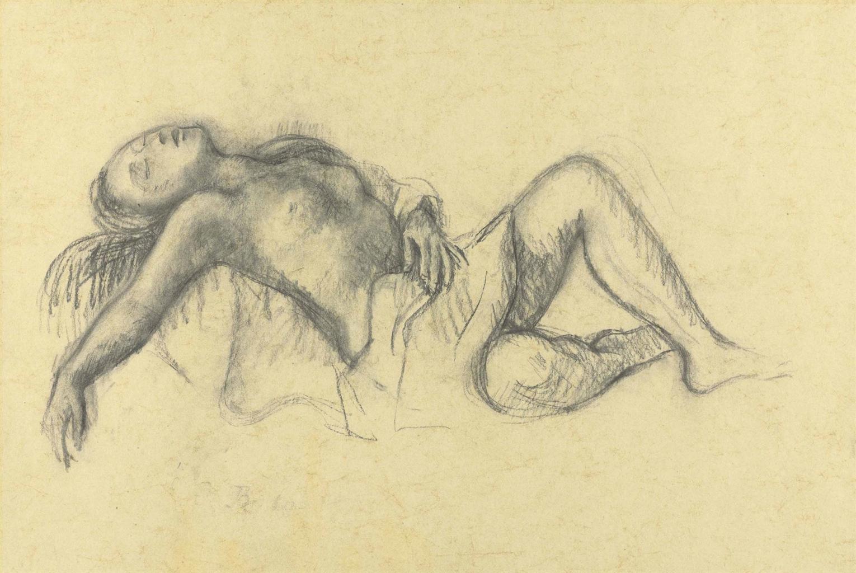 Balthus-Nu endormi-1967