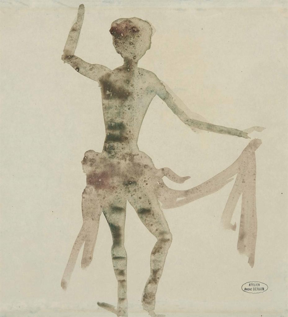 Andre Derain-Danseuse-