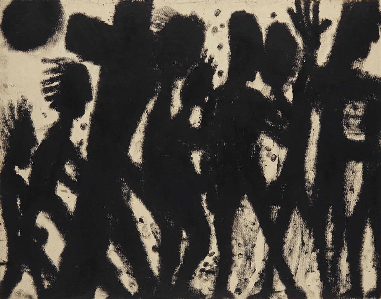 Louis Soutter-L'encombrement perpetuel-1939