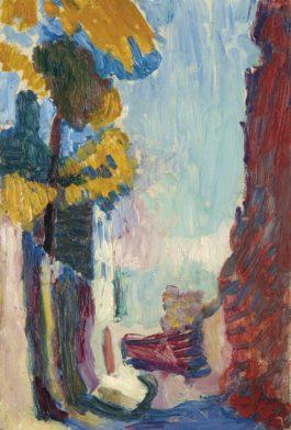 Henri Matisse-Arcueil-1899