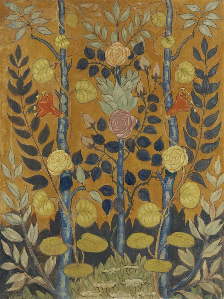 Emile Bernard-Les roses-1902