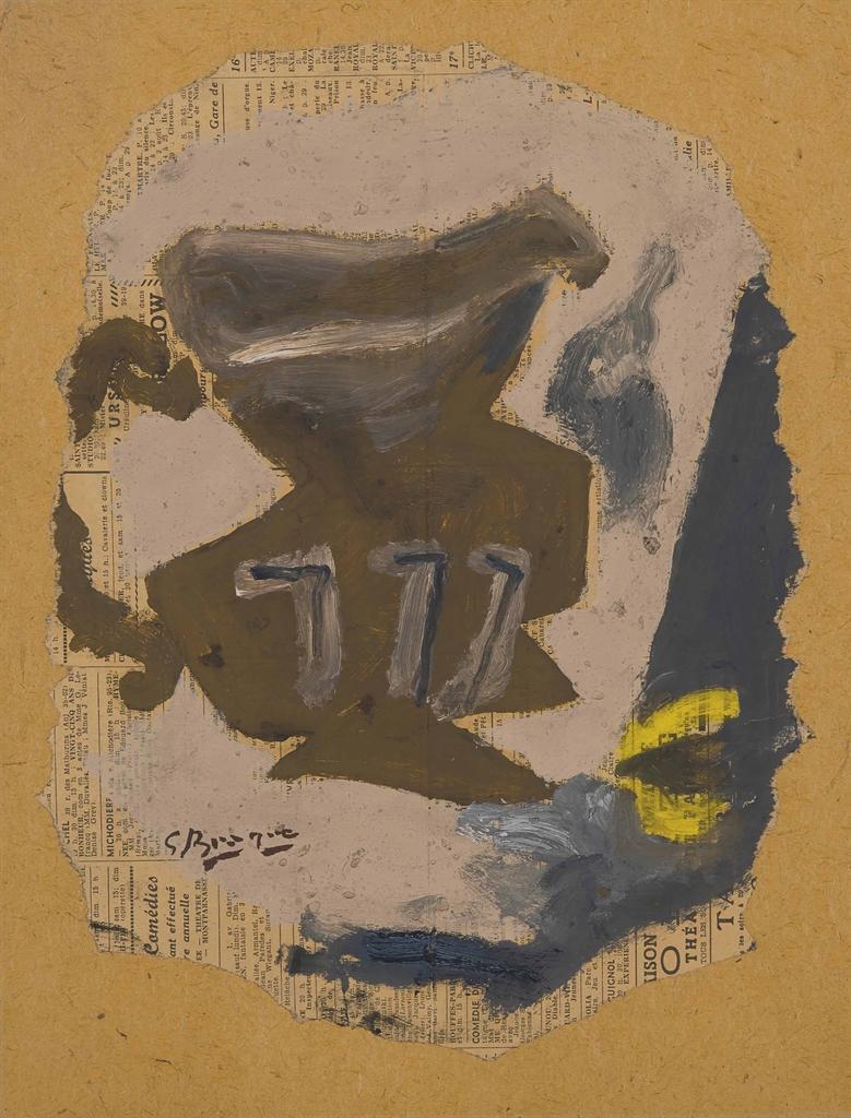 Georges Braque-Pichet I-1943