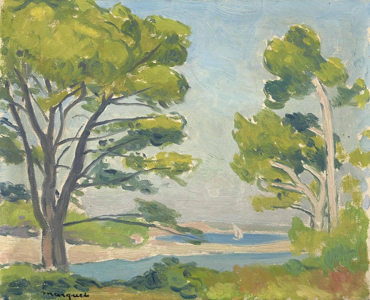Albert Marquet-Galicie-1932