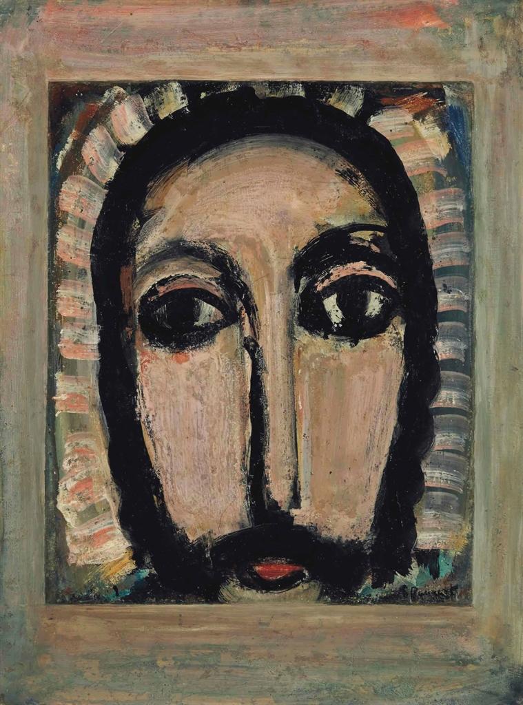 Georges Rouault-La Sainte Face-1939