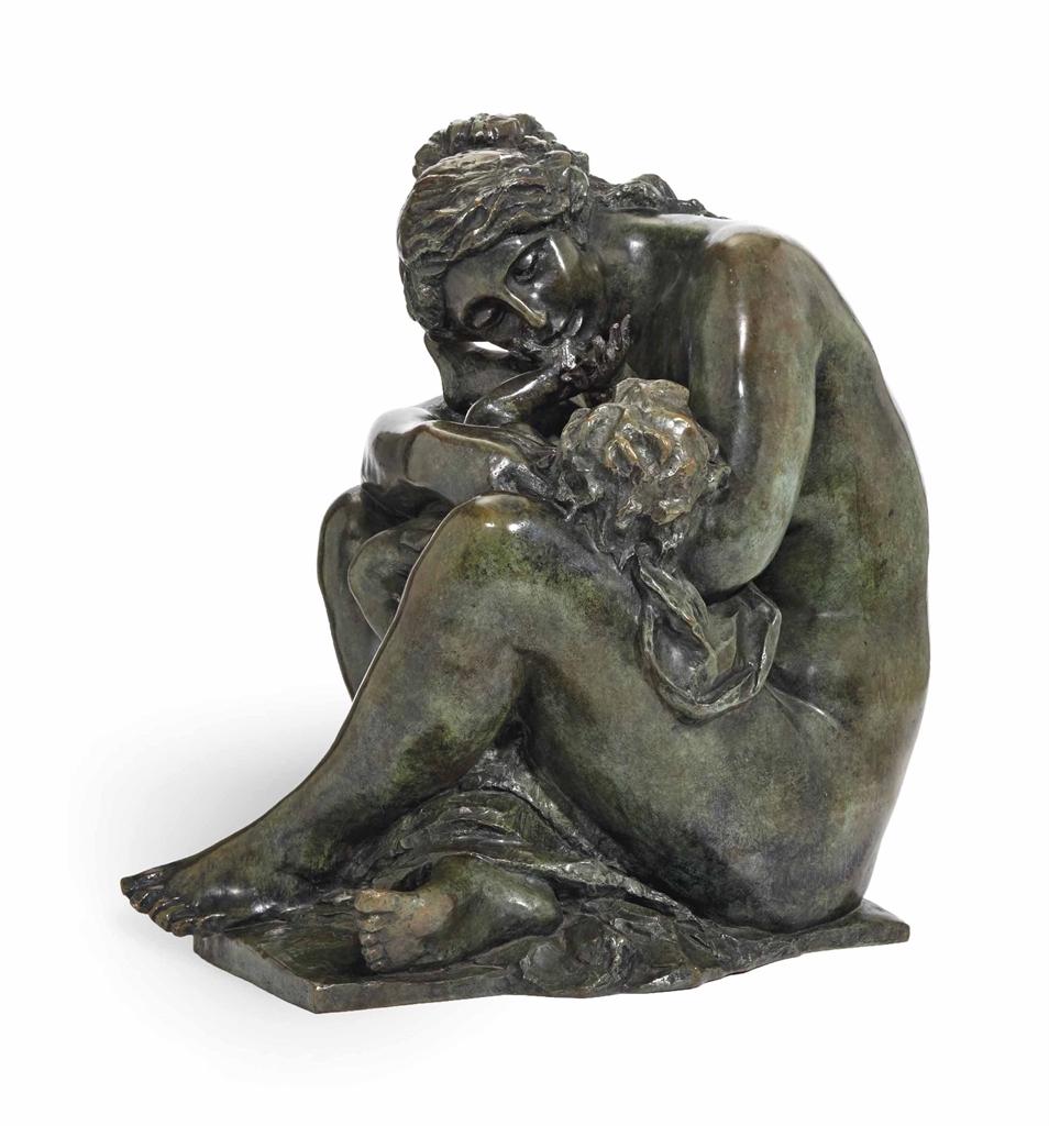 Richard Guino-Grande maternite-1915
