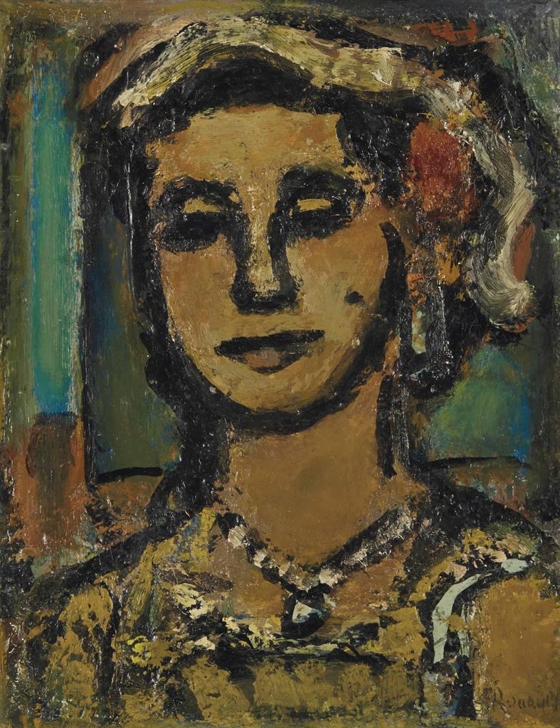 Georges Rouault-Anais ou Manon-1949