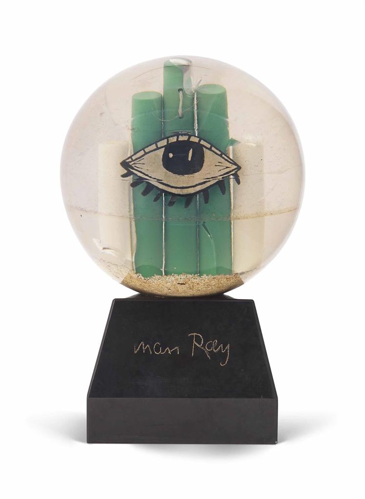 Man Ray-Boule sans neige-1970