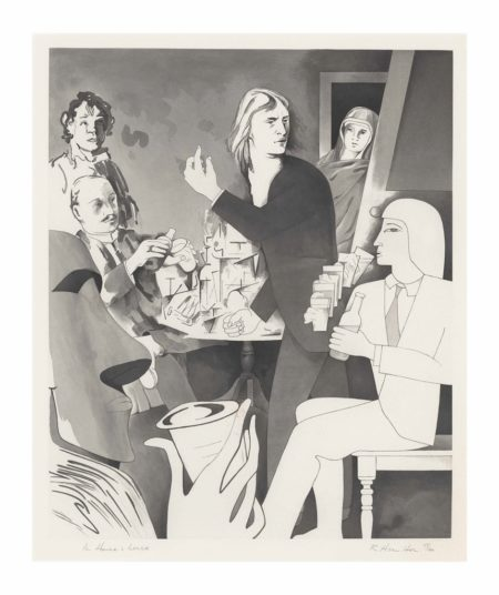 Richard Hamilton-In Horne's House-1982