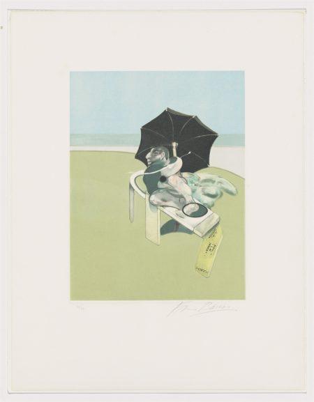 Francis Bacon-Metropolitan Triptych-1981