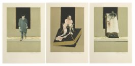 Francis Bacon-Triptych 1986-1987-1987