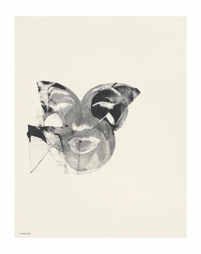 Andy Warhol-Marilyn Monroe (Marilyn)-1978