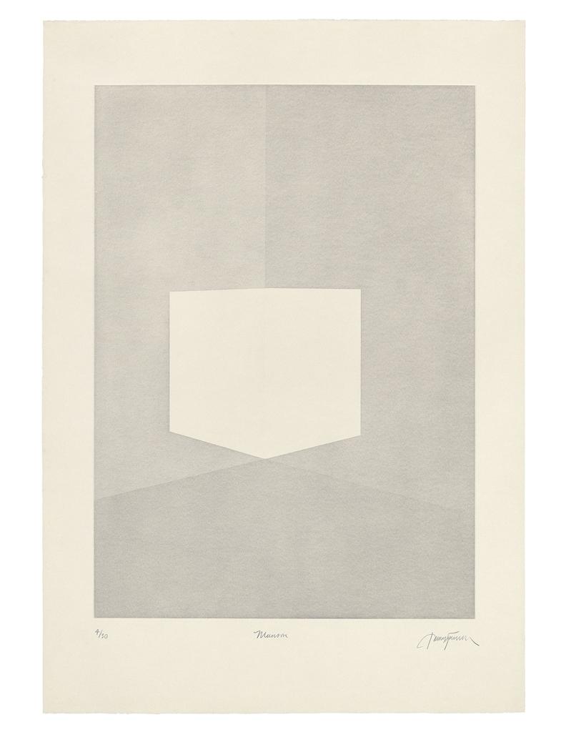James Turrell - Still Light-1990