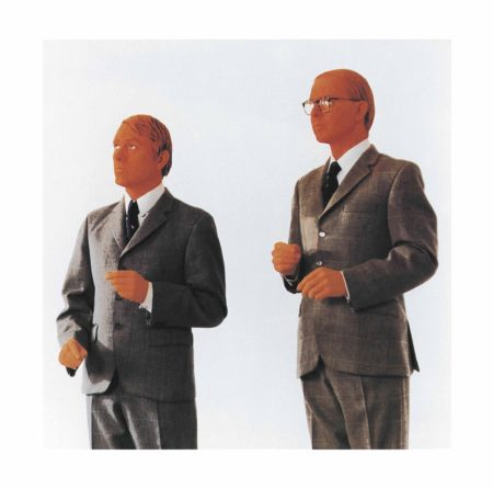 Gilbert and George-The Red Sculpture Album-1975