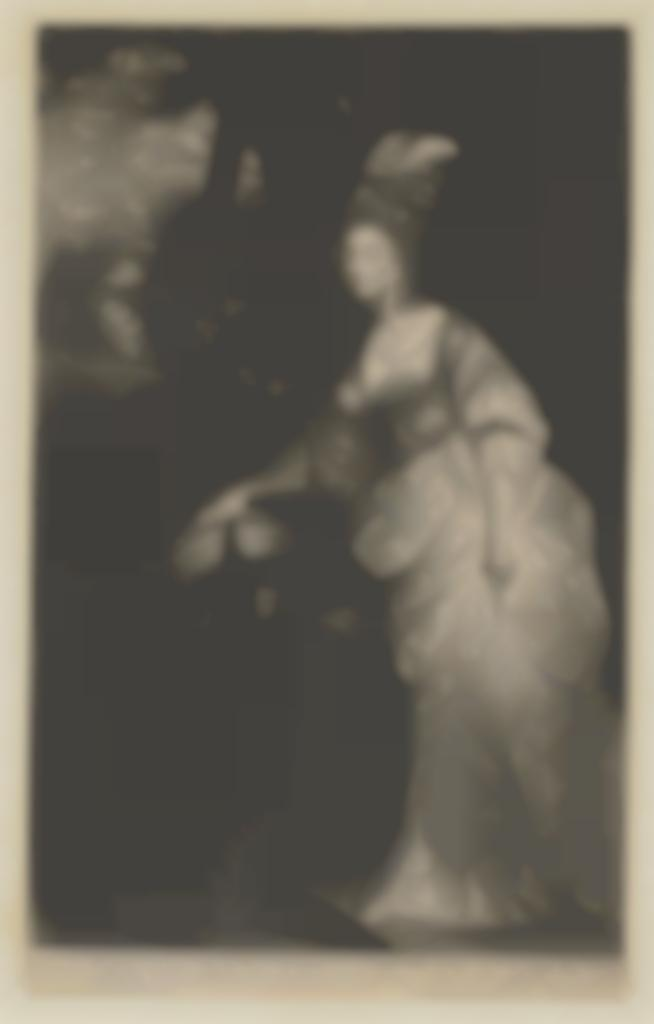Joshua Reynolds-AfterJoshua Reynolds - Georgina (Spencer), Duchess of Devonshire; Lady Elizabeth Compton; The Hon. Mrs. Parker-1780