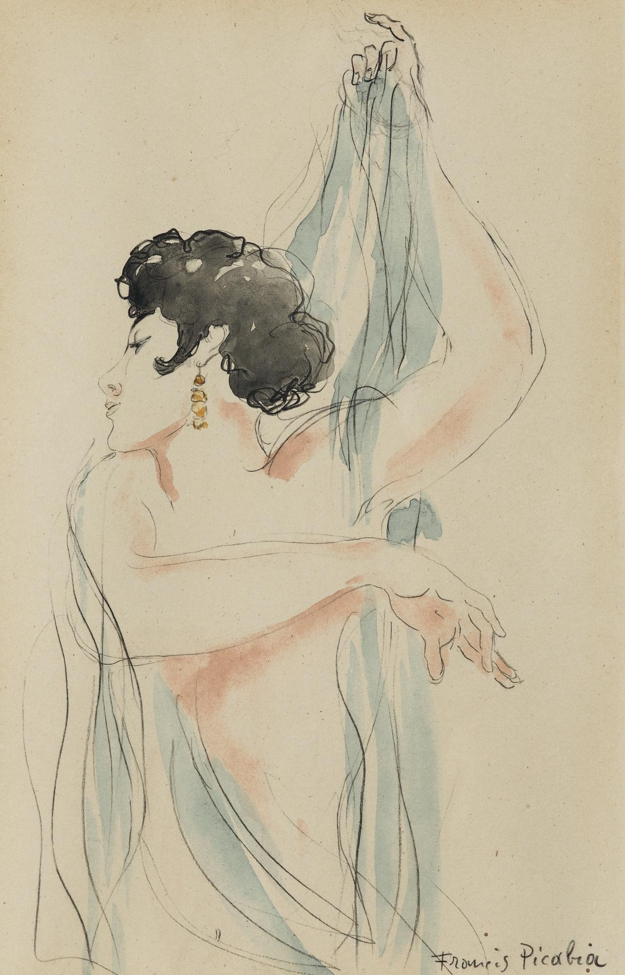 Francis Picabia-Sans Titre-1927