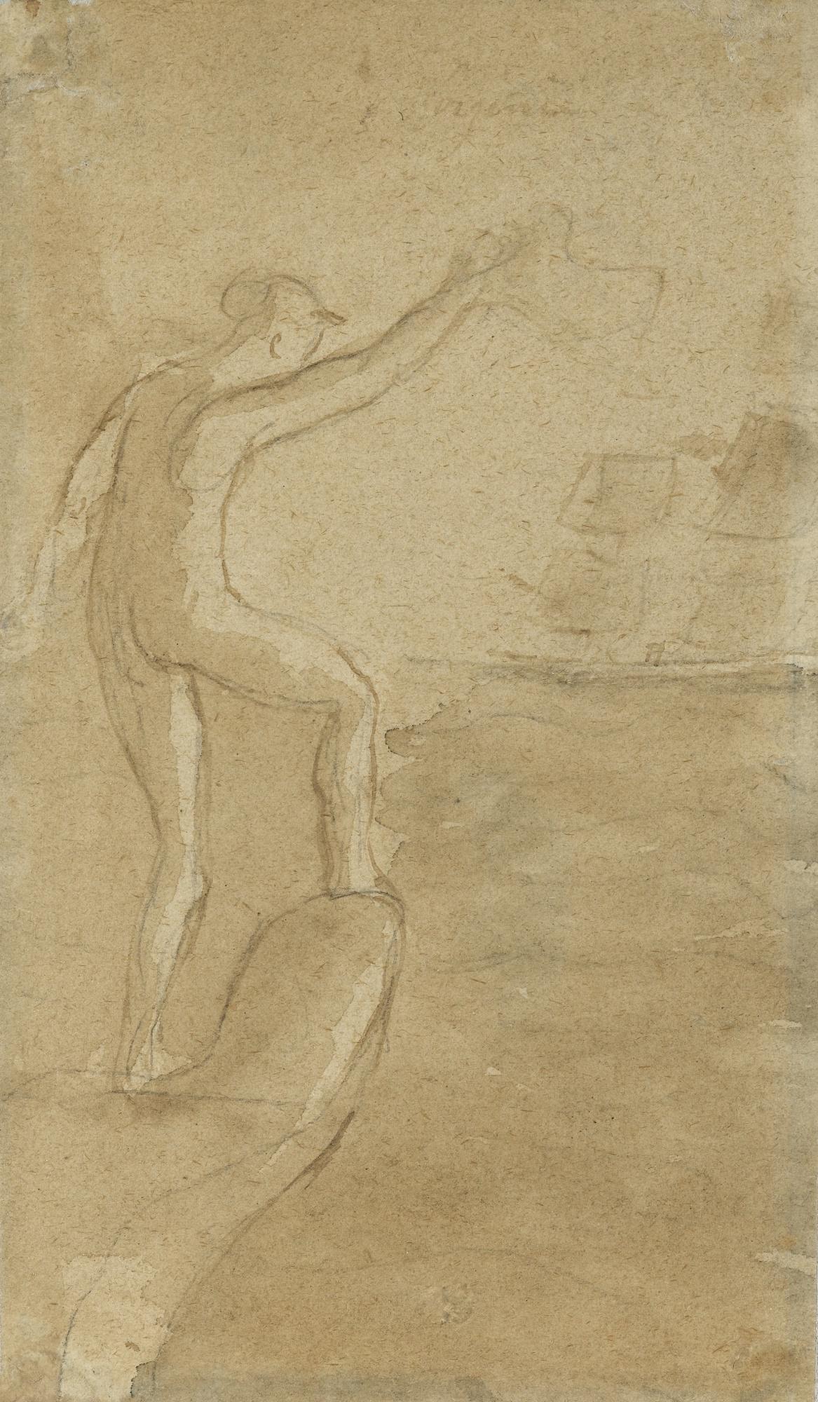 Auguste Rodin-Virginie-1865
