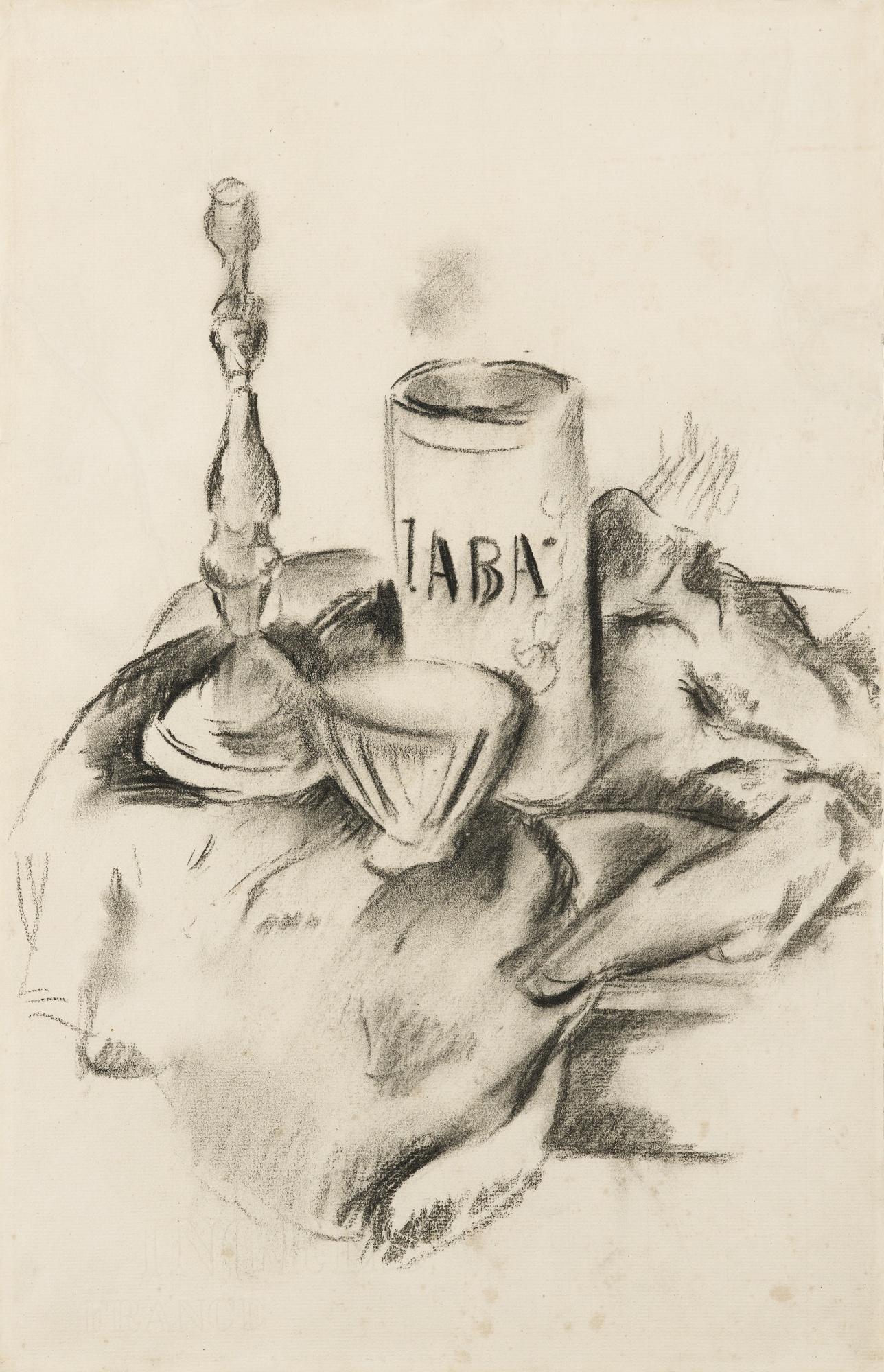 Andre Derain-Nature Morte-1912