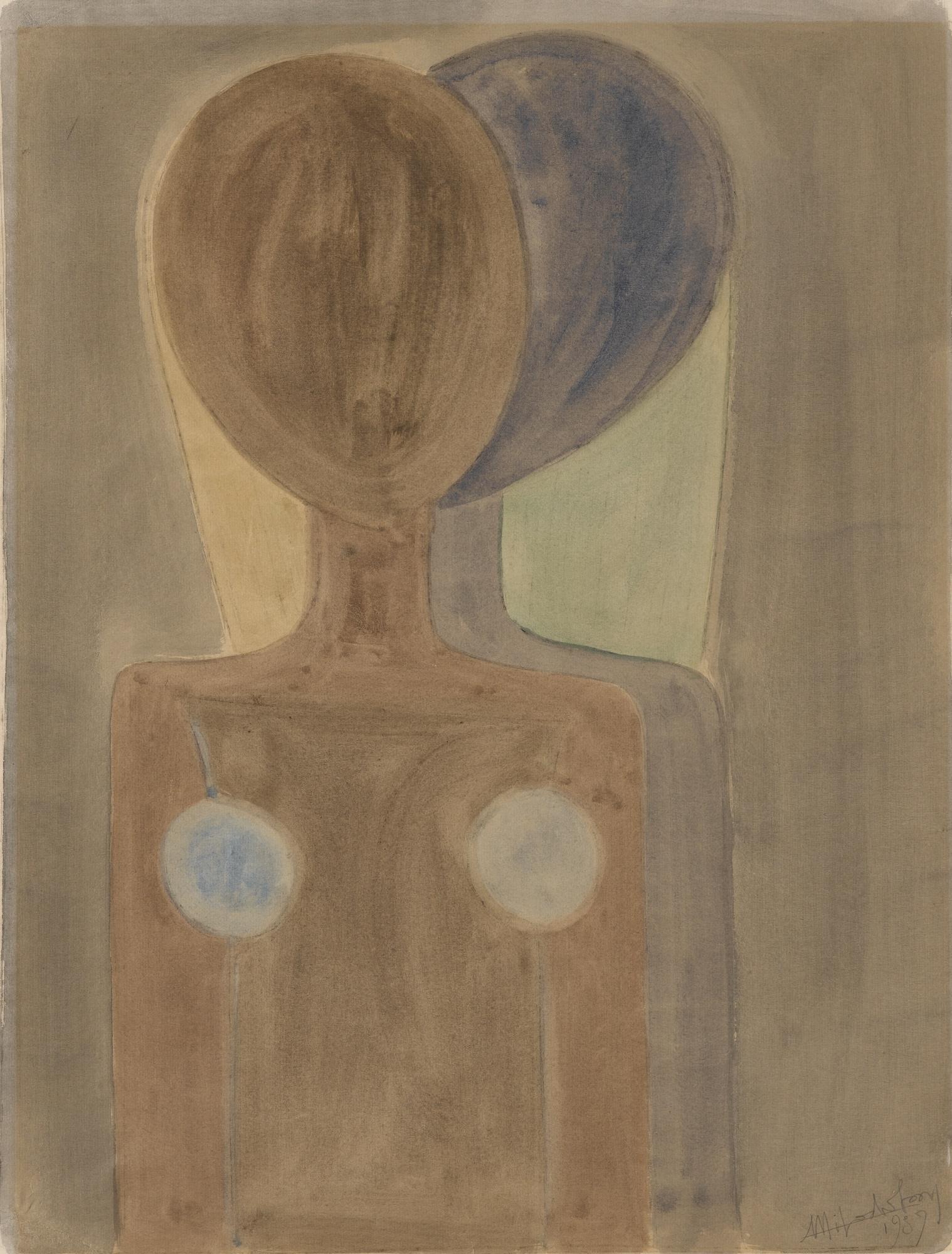 Wifredo Lam-Le Couple II-1939