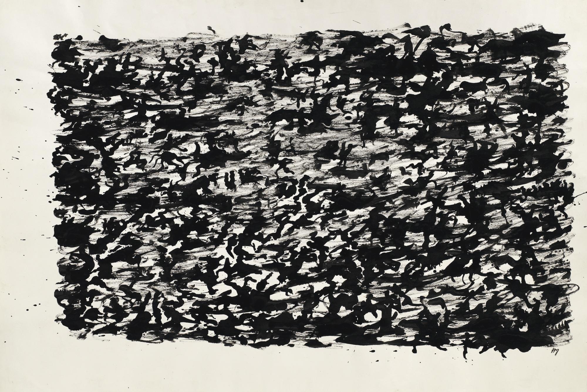 Henri Michaux-Untitled-1961